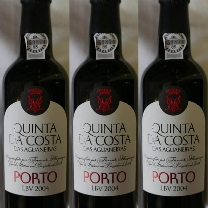 Port Wine LBV 2004